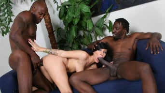 Tori Lux in '- Blacks On Blondes'