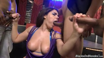 Valentina Nappi - Blacks On Blondes - Scene 2