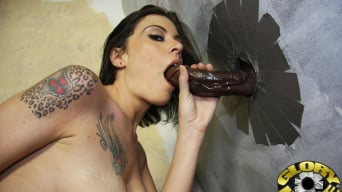 Vanessa Naughty in '- Glory Hole'