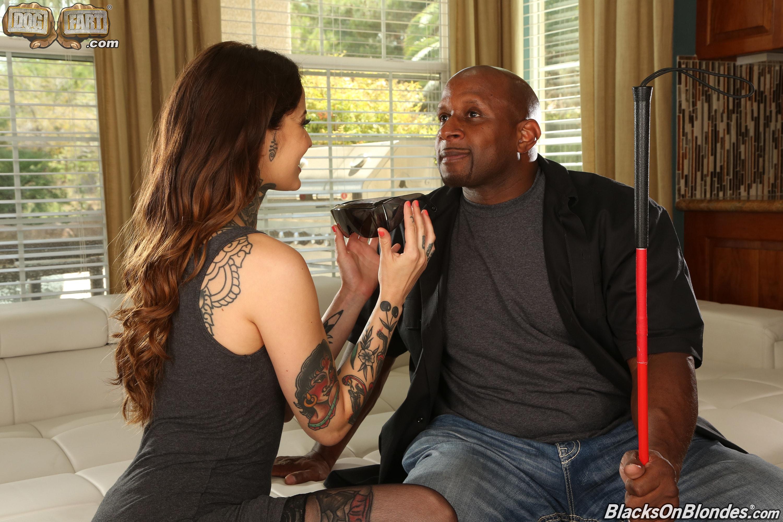 Dogfart '- Blacks On Blondes - Scene 2' starring Vanessa Vega (Photo 1)