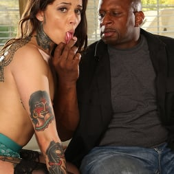Vanessa Vega in 'Dogfart' - Blacks On Blondes - Scene 2 (Thumbnail 6)