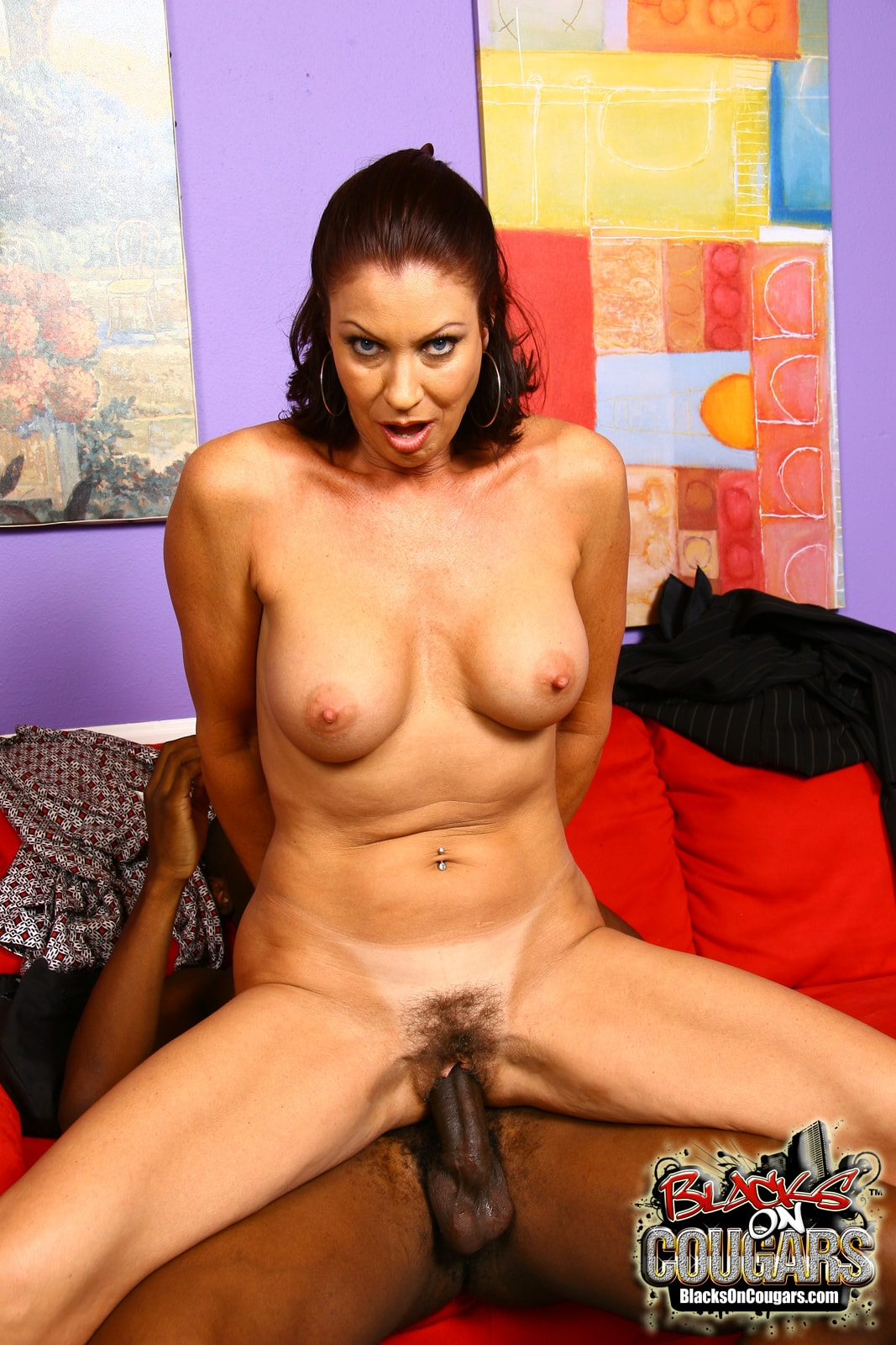 Dogfart '- Blacks On Cougars' starring Vanessa Videl (Photo 19)