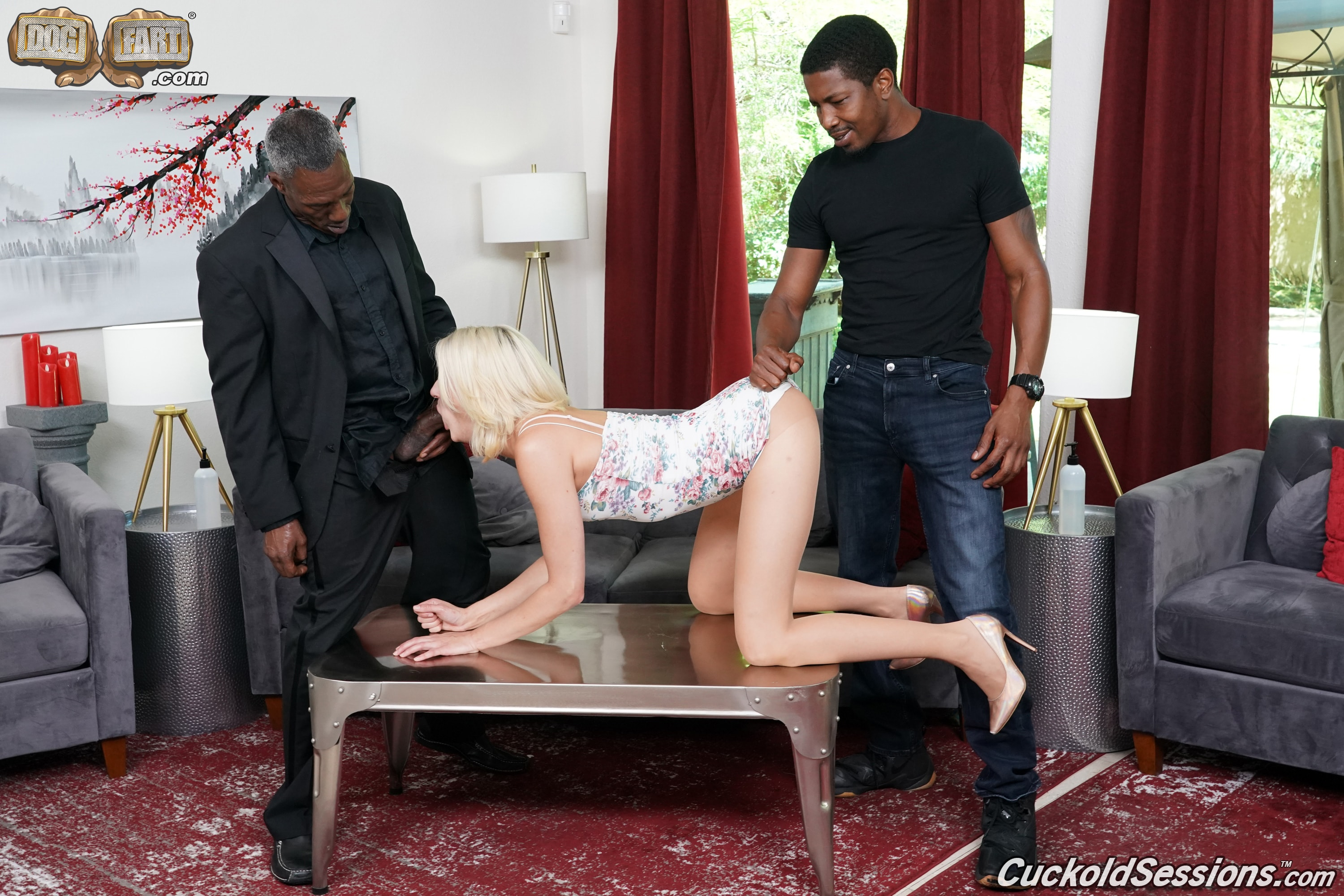 Dogfart '- Cuckold Sessions' starring Zoe Sparx (Photo 13)