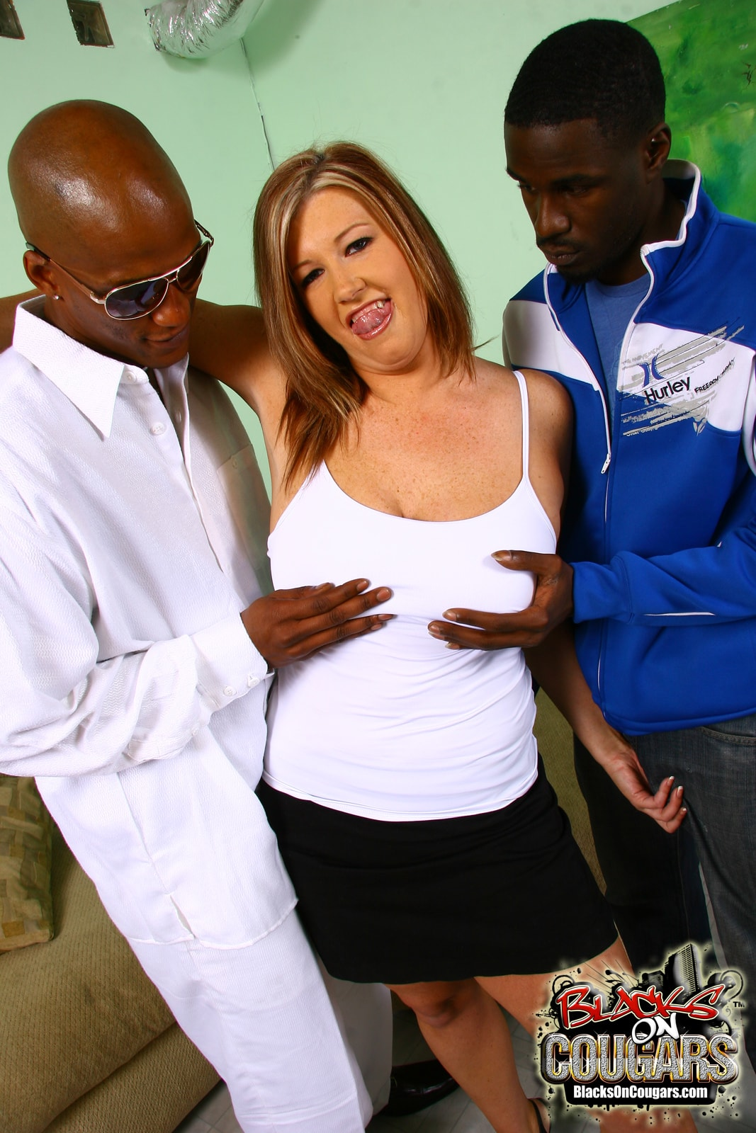 Dogfart '- Blacks On Cougars' starring Zoey Andrews (Photo 6)