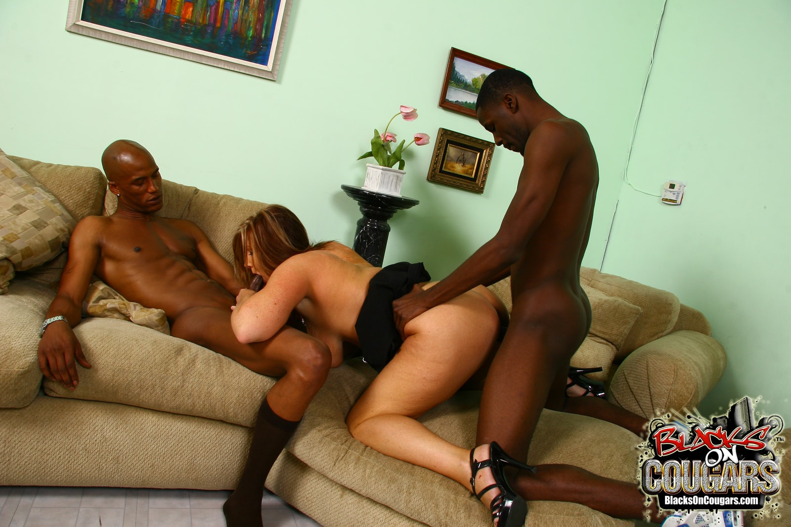 Dogfart '- Blacks On Cougars' starring Zoey Andrews (Photo 18)